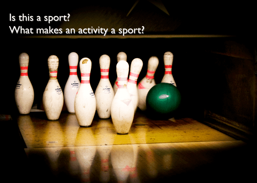Is Bowling A Sport